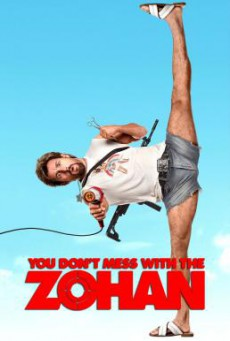 You Don t Mess with the Zohan อย่าแหย่โซฮาน (2008)