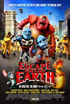 Escape from Planet Earth แก๊งเอเลี่ยน ป่วนหนีโลก (2013)