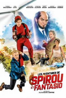 Spirou & Fantasio s Big Adventures (2018) HDTV