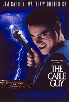 The Cable Guy เป๋อ จิตไม่ว่าง (1996)