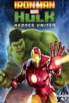 Iron Man And Hulk Heroes United