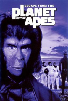 Escape from the Planet of the Apes หนีนรกพิภพวานร (1971)