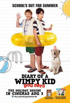 Diary of a Wimpy Kid- Dog Days (2012)