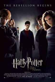 Harry Potter 5 and the Order of the Phoenix แฮร์รี่ พอตเตอร์ กับภาคีนกฟินิกซ์ (2007)