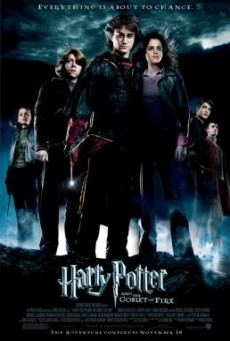Harry Potter 4 and the Goblet of Fire แฮร์รี่ พอตเตอร์ กับถ้วยอัคนี (2005)